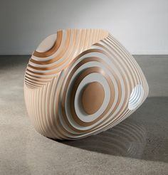 New Zealand-based architectural designer Graham Roebeck's Beehive chair has been judged the winner of the inaugural 2011 Formica Formations competition.