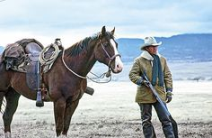 """Steve McQueen once famously said, """"When a horse learns to buy martinis, I'll learn to love horses."""" He did, however, develop a deep bond with his on-screen quarter horse, Buster.  – By Barbara Minty McQueen –"""