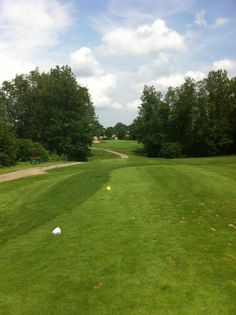 Rolling Meadows Hole 4 from the white tees