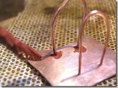 Using rouge to protect prior solder joints