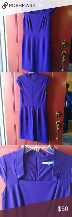 Dress Purple Antonia Malini dress size 8. Worn only a few times. Excellent condition. This dress can be worn year-round. ANTONIO MELANI Dresses Midi