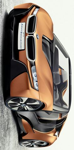2016 BMW I VISION FUTURE ITERACTION by Levon