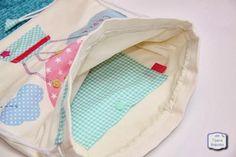 bolsas para niña hechas a mano - Buscar con Google