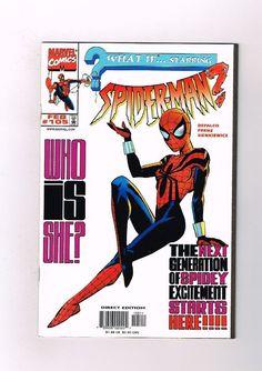 WHAT IF …? (V1) #105 Key issue: 1st Spider-Girl! Grade 9.4 Modern Age classic!  http://www.ebay.com/itm/-/302153694244?roken=cUgayN&soutkn=1TRHm8