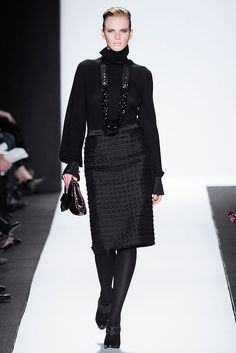 Badgley Mischka | Fall 2009 Ready-to-Wear Collection | Style.com