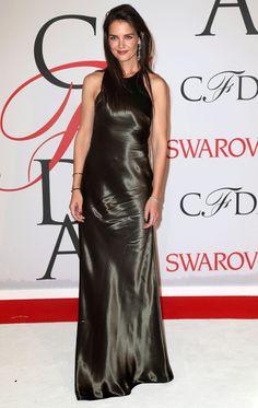 Katie Holmes aux CFDA Awards 2015