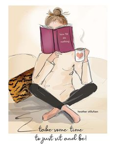Cozy up with a warm drink, fuzzy socks and a good book.let's take some down time to regroup and recharge and just BE! Hello Saturday, Hello Weekend, Happy Weekend, Book Quotes, Art Quotes, Quotes Inspirational, Motivational, Photo Images, Belle Photo