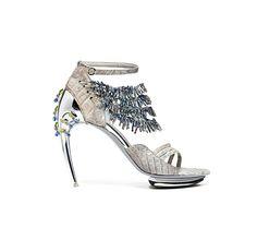 Gianluca Tamburini Conspiracy 'Labuan' Sandal Exclusive #Shoes #Heels