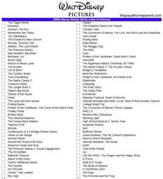 List of every movie made