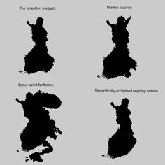 Finland: Finnish history as a TV series Alternate History, History Memes, History Channel, European History, Historical Maps, Archaeology, Norway, Tv Series, Funny Pictures