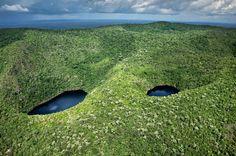 Amazon. Foto do livro Amazonia, da editora La Martiniere