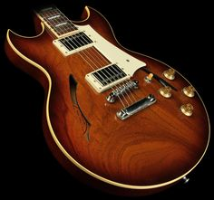 2007 Gibson Custom Shop Johnny A Standard in Natural Walnut