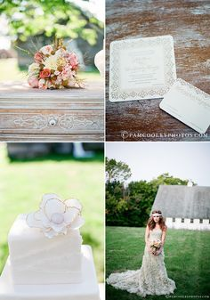 """Vintage wedding inspiration featuring our Claddagh design - styled by Lisa from Happily Ever After Weddings for their """"Bride Inspired"""" series! Photography by Pam Cooley"""