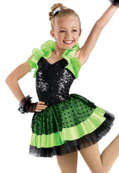 Sequin Satin Shrug Party Dress -Weissman Costumes