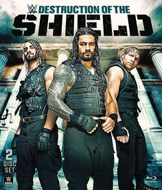 'WWE Destruction of the Shield' Blu-ray Review