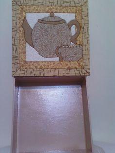 Caixa Chá Patch sem Agulha