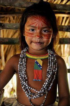 Brasil: niño del Amazonas.