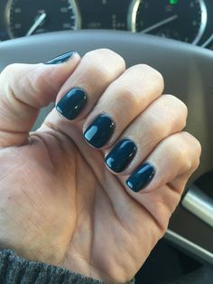 OPI gel: CIA - Color is Awesome, new color for Fall 2016