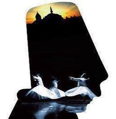 Arabic Calligraphy Art, Arabic Art, Painting Lessons, Painting & Drawing, Illusions Mind, Whirling Dervish, Dance Paintings, Turkish Art, Dance Poses