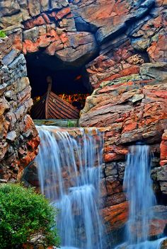 Day 40: Favorite Attraction in the World Showcase - Maelstrom in Norway seems pretty cool. I never had the opportunity to go on it, but if I go back I definitely will.