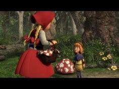 ▶ Zeg Roodkapje, waar ga je heen? (Sprookjesboom muziekclip) - YouTube