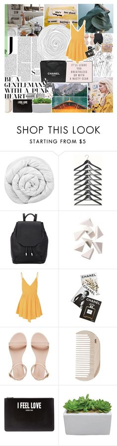 """i am a lost boy, from neverland usually hangin' out with peter pan"" by iridescent-c0met ❤ liked on Polyvore featuring Vanity Fair, Brinkhaus, rag & bone, Bobbi Brown Cosmetics, Chanel, Glamorous, Assouline Publishing, HAY and Givenchy"