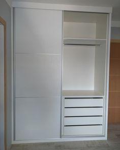 Bedroom Built In Wardrobe, Bedroom Closet Design, Home Room Design, Wardrobe Closet, Closet Designs, Bedroom Decor, Bedroom Cupboard Designs, Bedroom Cupboards, Wardrobe Internal Design