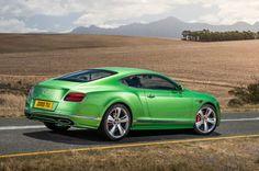 2016 Bentley Continental GT - http://www.gtopcars.com/makers/bentley/2016-bentley-continental-gt/