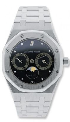 Audemars Piguet Royal Oak 18k White Gold Watch
