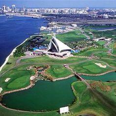 GOLF - #Dubai http://VIPsAccess.com/luxury-hotels-dubai.html