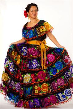 deb7e14e99d traditional mexican dress pictures - Google Search Folk Costume