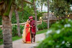 Indian Wedding Portrait | Photo by The Wedding Salad