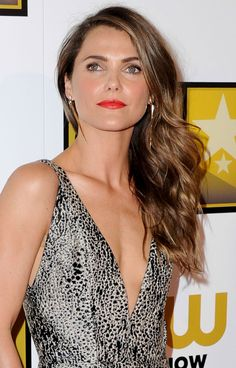 Keri Russell looked stunning at the Critics' Choice Television Awards.