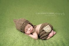 Download PDF knitting pattern k-37 - Lightweight pixie bonnet and shorts with pocket $5.95