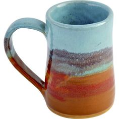 Indian Summer 17 Oz. Tankard