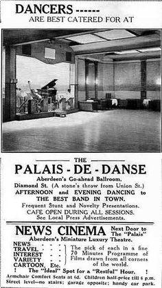 Dance Halls