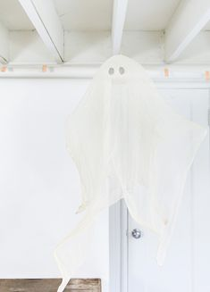 Spooky Cheesecloth Ghosts - Say YesSay Yes