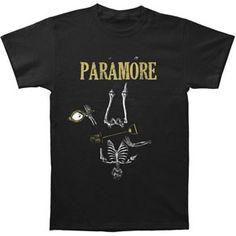 Paramore band tee <3