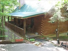 Pigeon Forge Vacation Rental - VRBO 36856 - 1 BR East Cabin in TN, The Bears Den - Romantic Retreat or Great Family Getaway