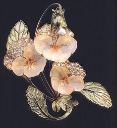 Marieaunet: Renee Lalique www.celebrationsbykat.com