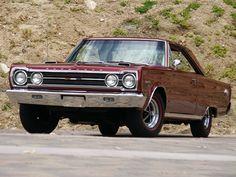1967 Plymouth Belvedere GTX 426 Hemi