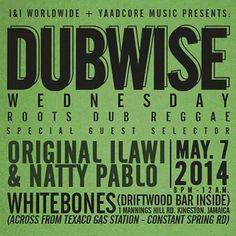 Dubwise Wednesday: Yaadcore / Original iLawi and Natty Pablo Live, Kgn Jamaica 5.7.2014 by Jah Blem Muzik on SoundCloud