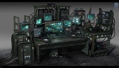 CYBERPUNK desktop PC mod... Awesome.