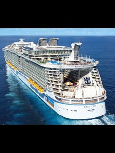 Oasis Of the Seas - the most amazing cruise ship ever