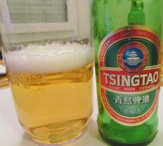Tsingtao Beer, China's most famous beer