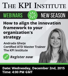 This webinar offers valuable insights into the ways an organization can generate value by taking a strategic approach to innovation.