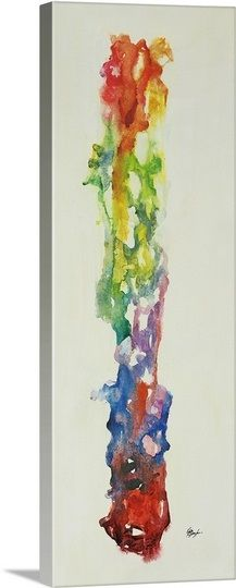 Magic Wand III great big canvas - available in different frames and sizes - 13x36, 17x48, 22x60, 26x72, 33x90