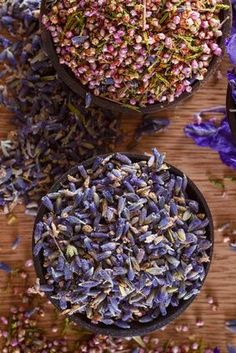 Lavender, Coconut Oil And Milk Bath Bombs…Here Is A Fun Recipe For Creating Organic Luxurious Bath Bombs With Just A Few Simple Ingredients…Click On Picture…