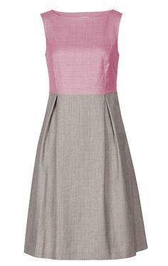 Dress Audrey Rose/Nutmeg Shop for it http://www.classycuts.de/en/Kleider/18/Shift-Dress-Audrey/154/Rosenutmeg/