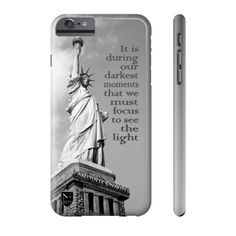 See The Light -  Motivational iPhone Case Limited Edition 50 pieces $30 Only  FREE SHIPPING Worldwide SHOP NOW!